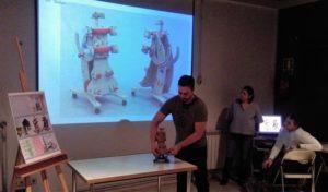 Di+Di 2016 Presentación de propuestas de diseño de bipedestador supinador