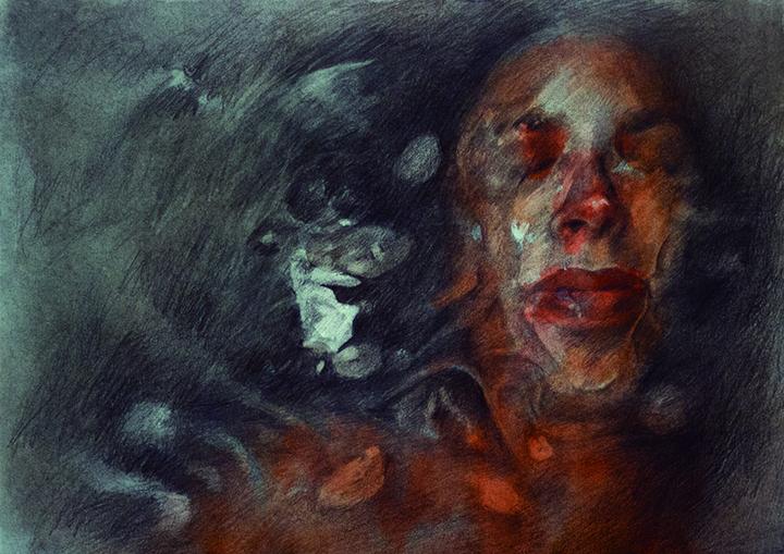 Poemario ilustrado, por Zaida Escobar Morales