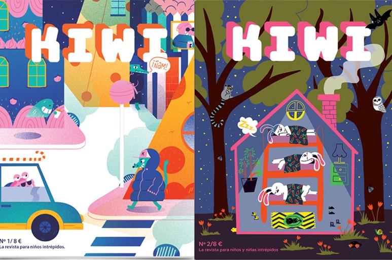 kiwi-revista-infantil-ilustrada