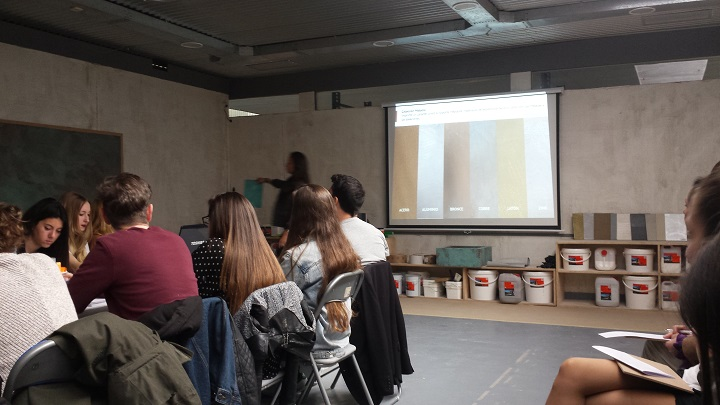 Jornada t cnica en cement design blog de dise o de for Tecnicas de diseno de interiores