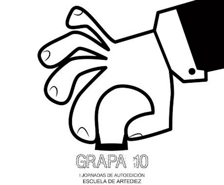 I Jornada de Autoedición GRAPA 10