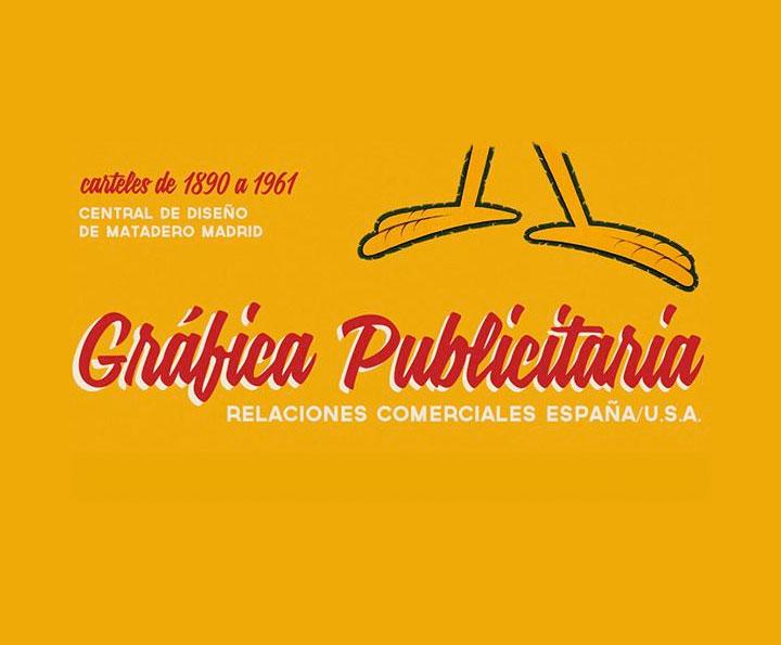 Gráfica publicitaria y relaciones comerciales España/U.S.A.