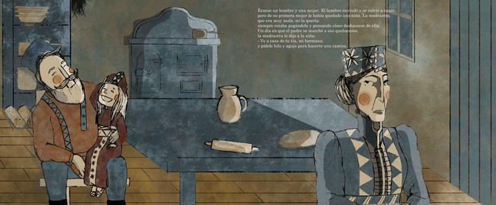Baba Yagá, por Iván Harón Sánchez