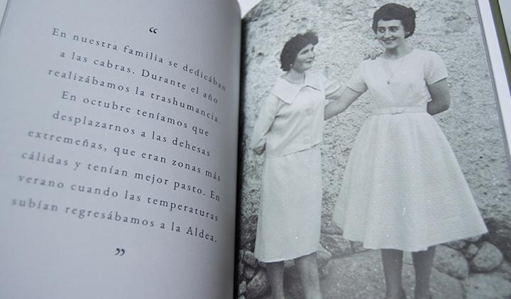 Teodora, la cocina de mi abuela, por Alba López