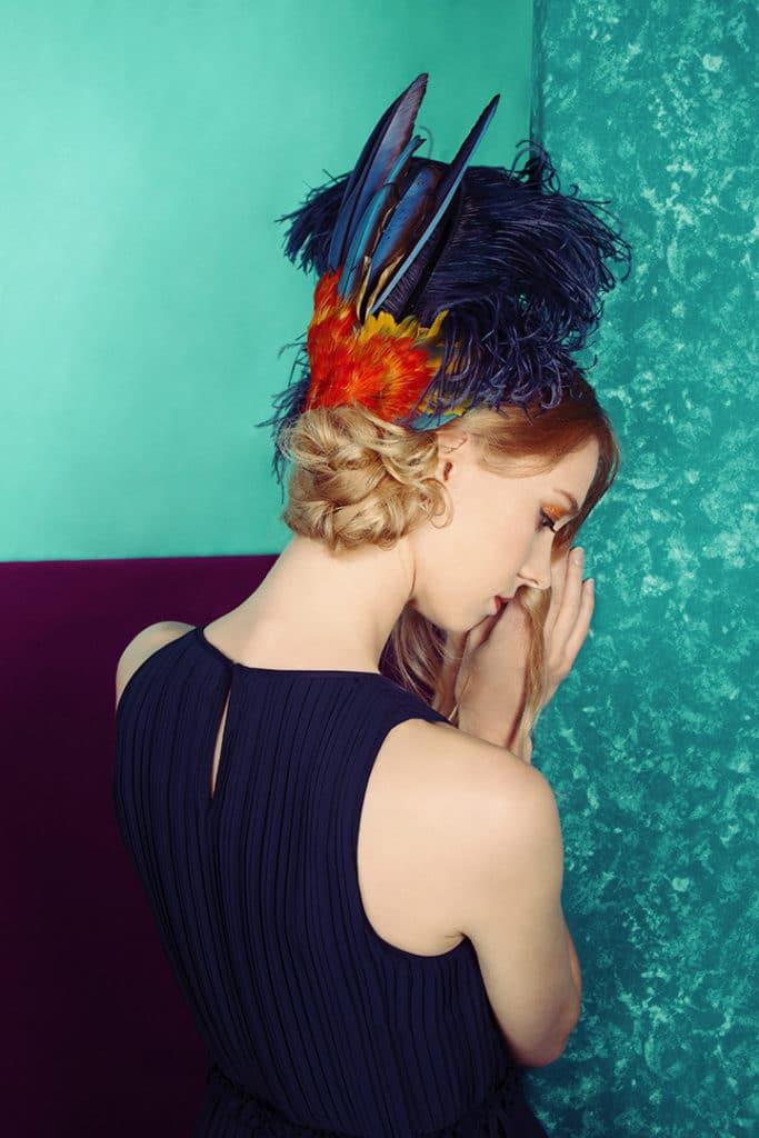 Proyecto de fotografía The Duchess, por Esther Ruiz. Artediez